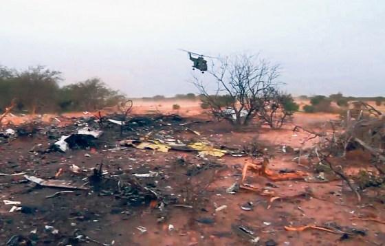Crash du AH5017: les premiers résultats de l'enquête le 20 septembre