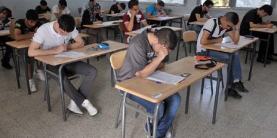 Bac : Les examens partiels  du 19 au 23 juin