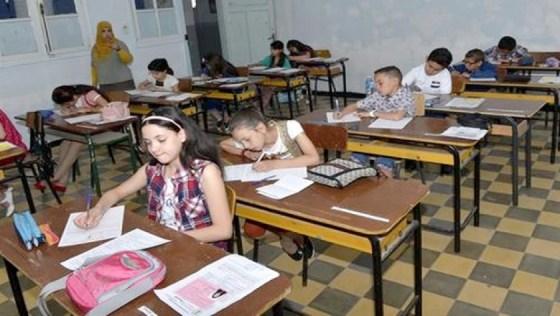 Examen de fin cycle primaire : Un taux de réussite de 79,99%