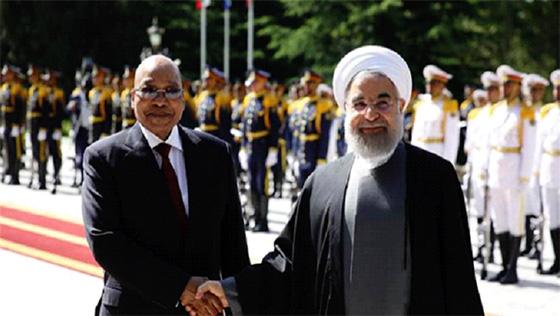 Coopération : Lorsque l'Afrique du Sud préfère l'Iran à Israël