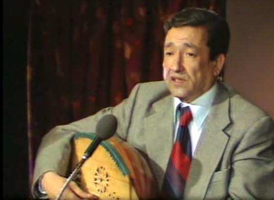 Hommage au doyen de la chanson malouf Hassan El Annabi
