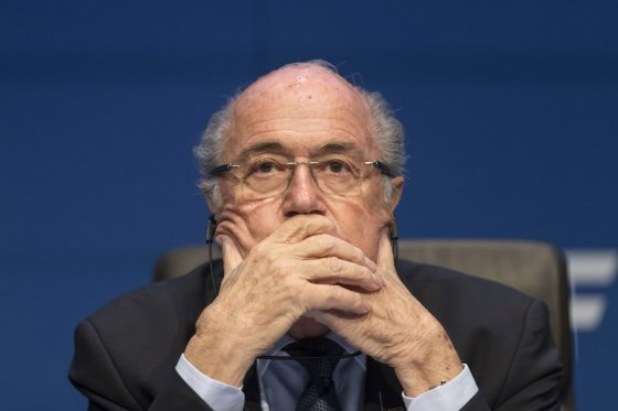 Blatter : « Des tirages au sort ont été truqués en Europe »