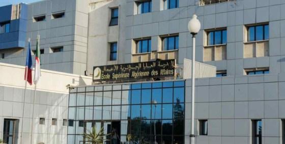Ecole supérieure algérienne des affaires