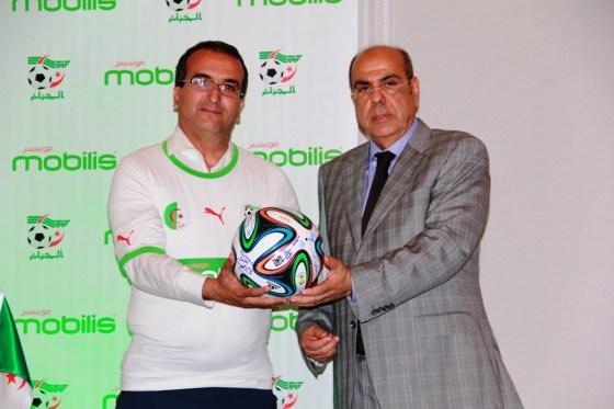 Mobilis pour vendre l'image de l'Algérie par des algériens