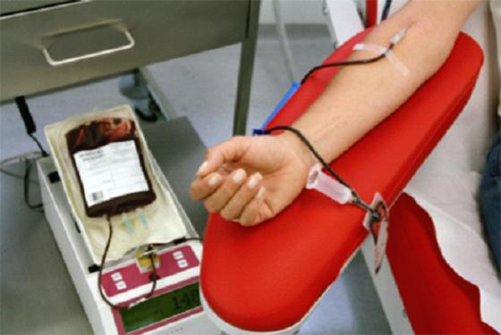 la collecte de sang a enregistré une hausse de 6% durant l'année 2015
