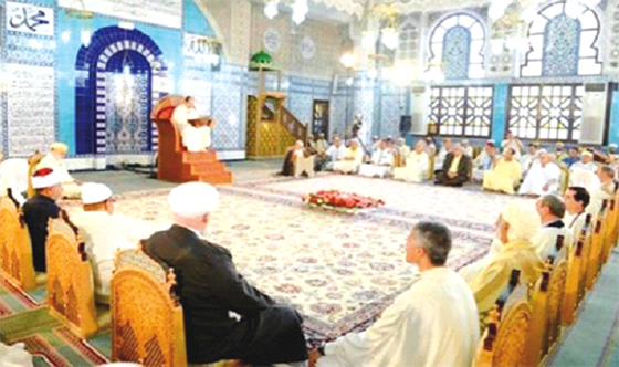 La nation musulmane invitée à transmettre au monde moderne