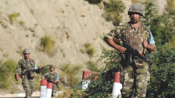L'armée frappe fort à Médéa