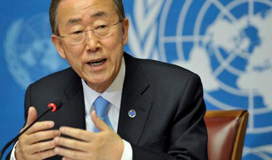 Ban ki-moon, IBK et l'UE saluent le rôle de l'Algérie