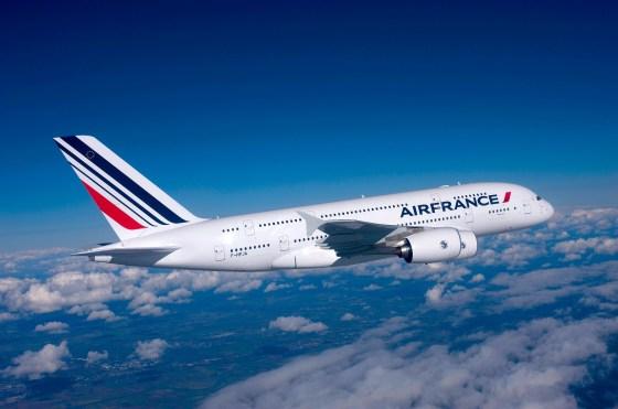 Air France de retour à Oran