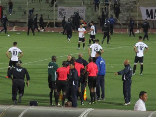 Ligue des champions d'Afrique : l'ES Sétif disqualifiée