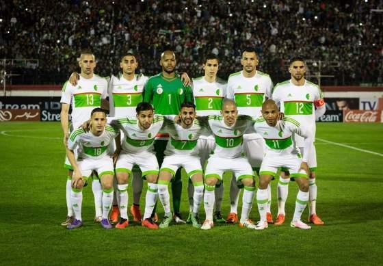 Eliminatoires de la coupe du monde 2018 :  L'Algérie dans le groupe de la mort