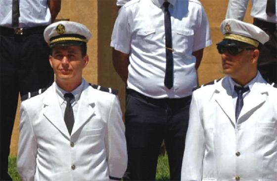 Une école qui assure la relève aux compagnies maritimes et aux ports