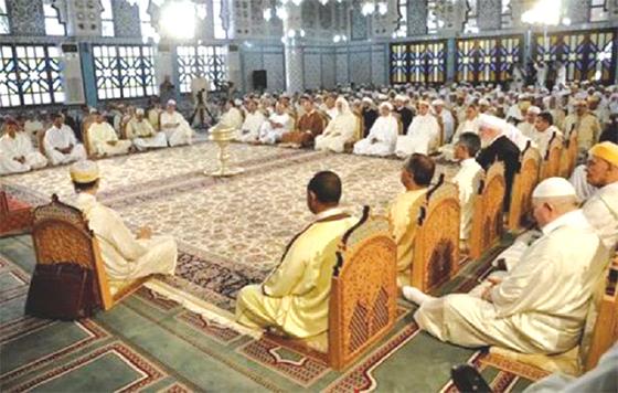 Mustapha Cherif: «la nation musulmane est perturbée»