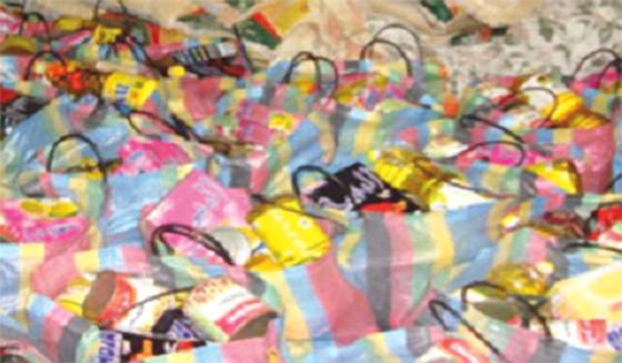 Béni M'lickèche : 400 couffins distribués aux nécessiteux