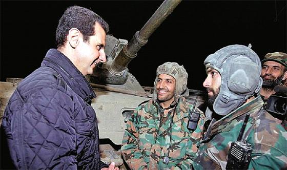 De nouveaux plans de guerre à Alep