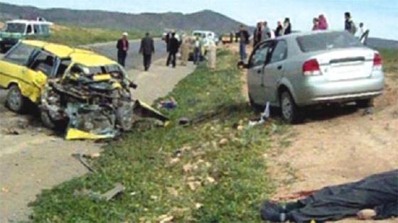 De nombreux accidents enregistrés