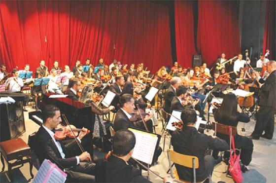 Des espaces idylliques pour de hautes études musicales