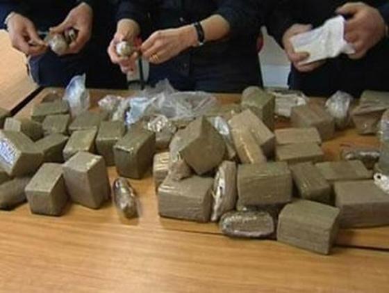 Un gang du cannabis tombe à Birtouta