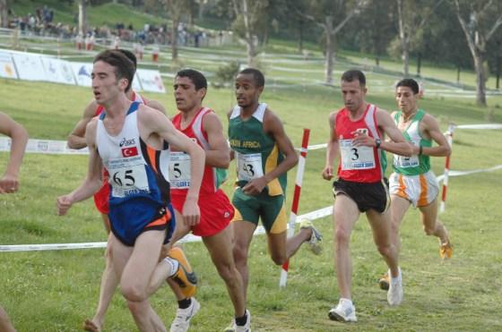 Cross country: Les algériens auréolés du titre mondial