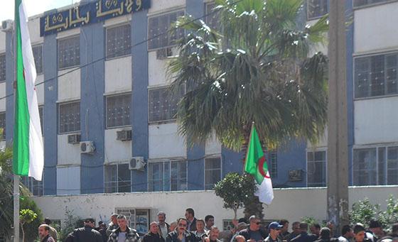 Béjaïa : Mobilisation générale pour assurer la continuité du service