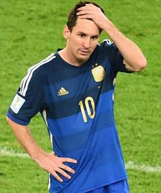 Messi condamné à 21 mois de prison pour fraude fiscale
