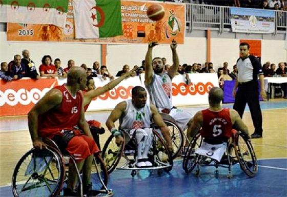 Un excellent tremplin en prévision des Paralympiques-2016