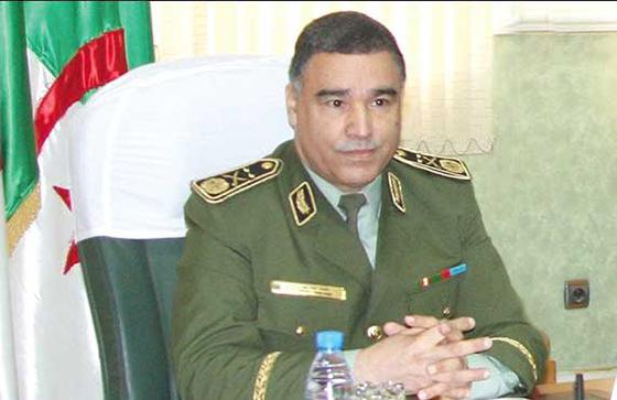Le général major Nouba installe le nouveau chef