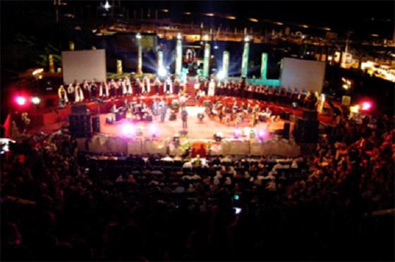 Festival international de Timgad, notoriété et prestige