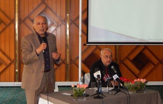Hadj Nacer : Les résérves de change sont de 400 milliards de dollars»