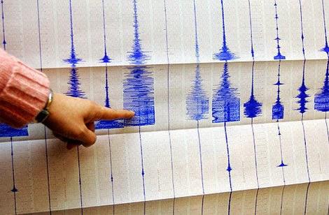 Secousse tellurique d'une magnitude de 3,6 degrés à Oran