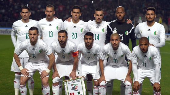 Classement FIFA : l'Algérie se maintient à la 32e place