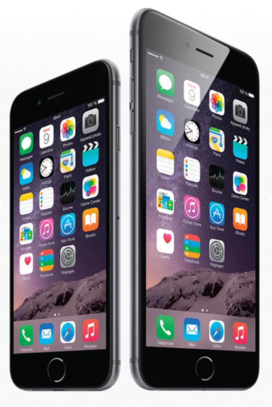 L'iPhone 6 dépasse la barre des 1.000 euros
