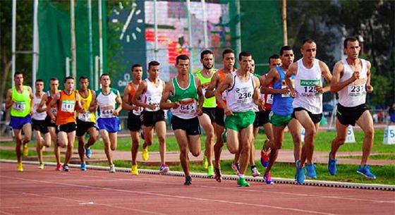 Les athlètes du GS Pétroliers dominent la compétition