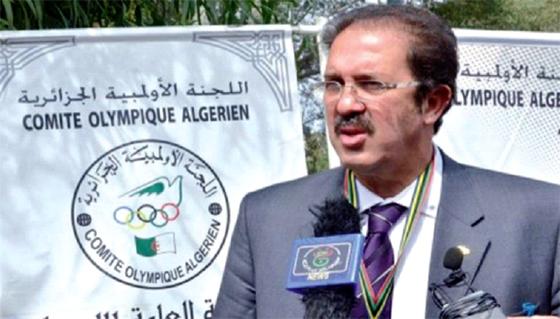 Mustapha Berraf,  président du COA