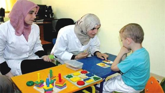 L'APC d'Alger-centre offre un espace aux enfants autistes