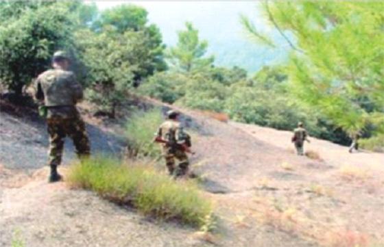Un dangereux terroriste abattu à Boumerdès