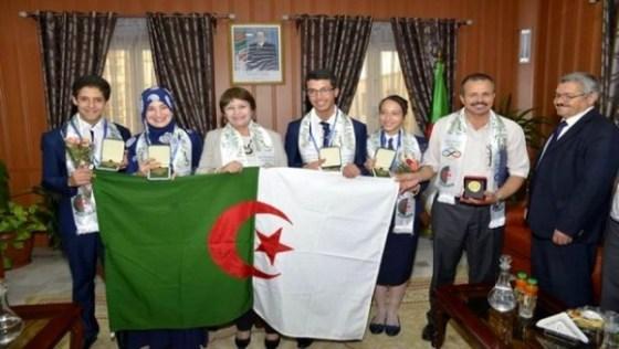 L'Algérie décroche la 3e place de la compétition méditerranéenne des mathématiques