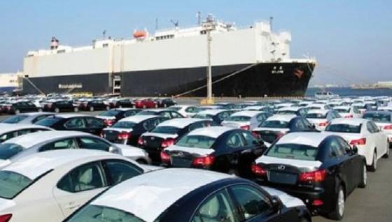 Importation de véhicules : L'Algérie réduit sa facture de 1,44 milliard de dollars