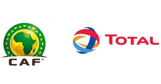 Total devient sponsor titre de la coupe d'Afrique des nations