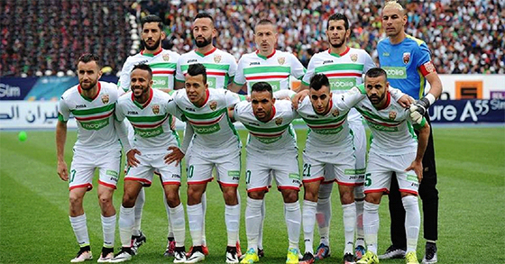 Le MC Alger s'impose devant les Polonais de GKS Piast Gliwice (3-0)