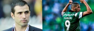 La légende du foot portugais Pauleta encense Islam Slimani