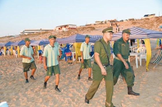 Mobilisation de 1 400 gendarmes pour assainir les plages des malfaiteurs