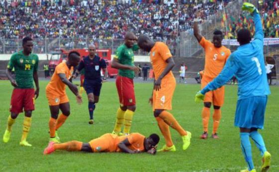Côte d'Ivoire: Serge Aurier se porte mieux