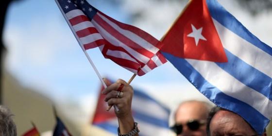 Cuba  : Rapprochement historique avec les Etats-Unis