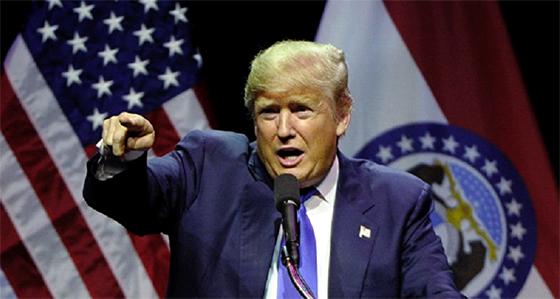 Trump : «Tenter de reprendre la Crimée pourrait causer la 3e guerre mondiale»