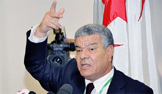 Saadani :«Je ne suis pas mort et  je ne me soigne pas en France»