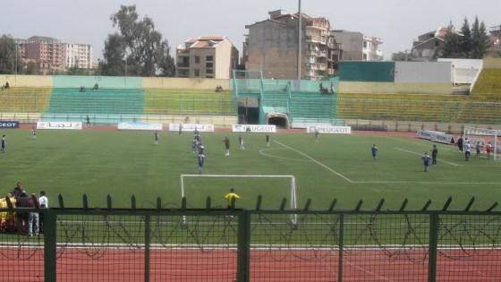Le stade de Tizi-Ouzou suspendu jusqu'à la fin de saison