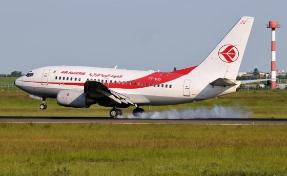 Air Algérie : un avion fait demi-tour pour un problème technique