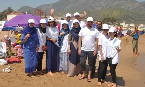 Campagne de sensibilisation  sur la protection du littoral