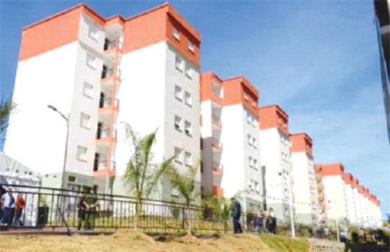 600 logements seront livrés avant la fin de l'année à Tizi Ouzou